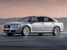 Český trh v červnu 2009: Triumf pro Audi A8, celkově vede stále BMW řady 7, navíc jeden Maybach