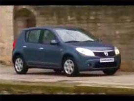 Video: Dacia Sandero –rozšíření nabídky rumunské značky