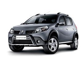 Renault Sandero Stepway: Model se vzhledem SUV pro Jižní Ameriku