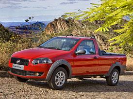 Fiat Strada: Pro rok 2009 další facelift