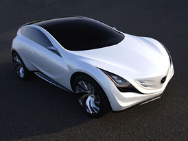 Mazda Kazamai: Vize Zoom-zoom budoucnosti