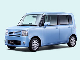 Daihatsu Move Conte: novinka pro japonský trh