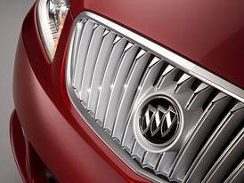 Buick LaCrosse: první ochutnávka modelu 2010