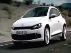 Video: Volkswagen Scirocco – nová tvář se starým jménem v pohybu