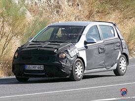 Spy Photos: Hyundai i20 - nový Getz opět se třemi i pěti dveřmi