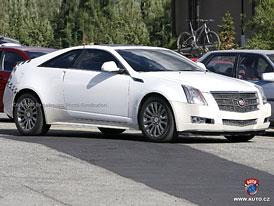 Spy Photos: Cadillac CTS Coupe - první foto sériového provedení