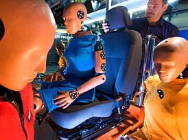 Opel Insignia obdržel ocenění za ergonomii sedadel