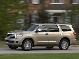 Toyota snížila odhad prodeje pro příští rok