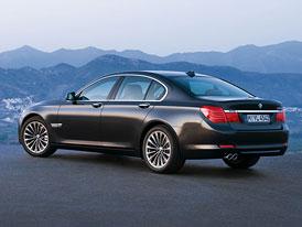 BMW řady 7: Ceny nové generace na českém trhu