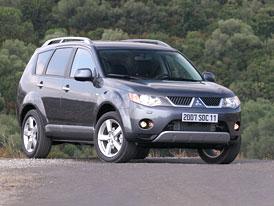Mitsubishi Outlander 2WD: Pohon jen p�edn�ch kol pro benzinov� motor za 624.900,- K�