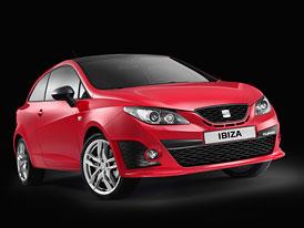 Seat Ibiza CUPRA: Sportování s motorem 1,4 TSI (132 kW)