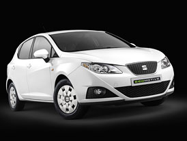 Seat Ibiza Ecomotive: Motor 1,4 TDI se spotřebou 3,8 l/100 km