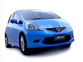 Video: Honda Jazz – malý pětidveřový model míří do Evropy