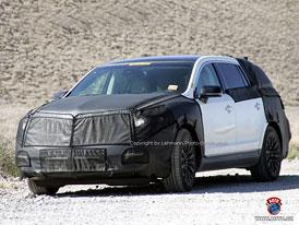 Spy Photos: Sériový crossover Lincoln MKT již na silnicích