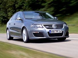 Policie ČR si vybrala vozy Volkswagen Passat R36