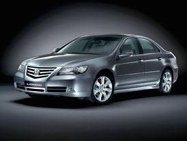 Honda Legend: Největší evropská Honda s novým designem a silnějším motorem