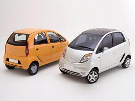 Tata Nano míří do Jižní Ameriky, s prodejem pomůže Fiat