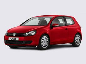 Volkswagen Golf VI: Německé ceny začínají na 16.500 Euro (410.000,- Kč)