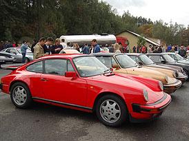 Ferdinand Porsche Festival 2008 již tento víkend