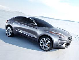 Citroën Hypnos: koncept hybridního crossoveru pro Paříž