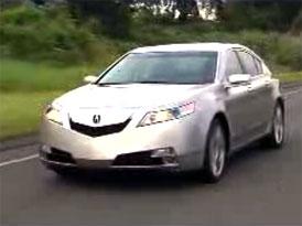 Video: Acura TL – prémiový sedan pro severoamerický trh