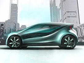 Mazda Kiyora Concept: promyšlený koncept pro Paříž