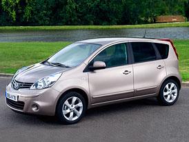 Nissan Note: Lehký pařížský facelift a nový dieselový motor