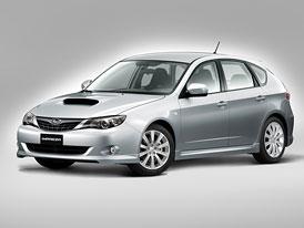 Subaru Forester a Impreza dostanou v Paříži turbodiesel