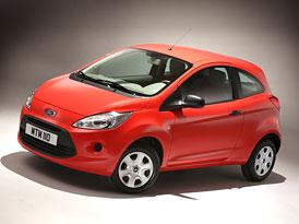 Ford Ka: Střídání generací se blíží (nové informace, nové fotografie)