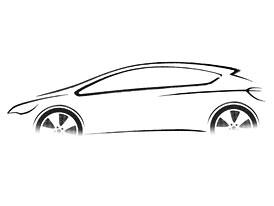Nový Opel Astra: První oficiální informace, premiéra až za rok