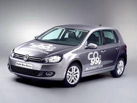 Volkswagen Golf VI BlueMotion: Naftový Golf se spotřebou 3,8 l/100 km