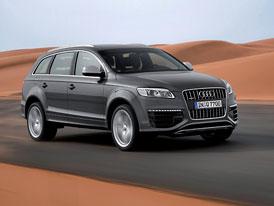 Audi Q7 V12 TDI: 500koňové SUV za 130 tisíc Euro (nové informace)