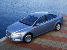 Ford Mondeo: Od září levnější o 50 až 65 tisíc Kč, první cena 549.900,- Kč