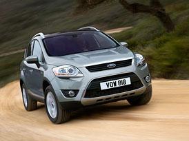 Ford Kuga: Nový motor 2,5T a ceny nižší o 130 tisíc (od 669.900,-Kč)