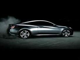 Video: Hyundai Genesis Coup� � prvn� reklama pro dom�c� trh