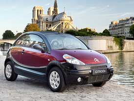 Citroën C3 Pluriel Charleston: pocta slavnému 2CV