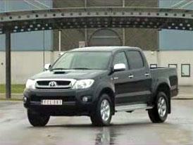 Video: Toyota Hilux – modernizovaný pick-up se představuje
