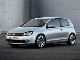 Volkswagen Golf VI: Přehled motorizací, velká fotogalerie, plakáty a video
