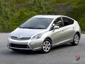 Spy Photos: Toyota Prius -  Třetí generace přijede v roce 2009