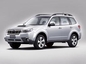 Subaru Forester 2,0 D: Boxer se spotřebou 6,3 l/100 km