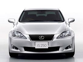 Lexus ukáže v Paříži nový kupé-kabriolet IS 250c