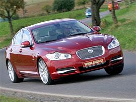 Jaguar XF: První jízdní dojmy