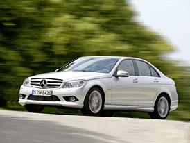 Mercedes-Benz C 250 CDI BlueEFFICIENCY: 4 v�lce, 150 kW, 500 Nm, 5,2 l/100 km