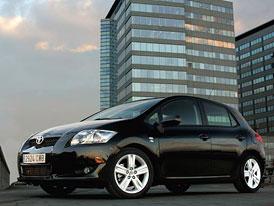 Čtvrtletní zisk Toyoty prudce klesl, firma zhoršila výhled