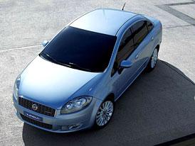 Od září levnější Fiat Linea nyní začíná na 269.900,- Kč
