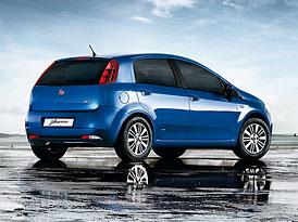 Fiat Punto Actual Plus: S klimatizací za 209.900,-Kč