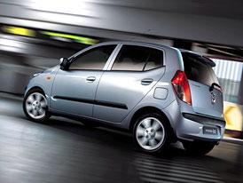 Český trh v listopadu 2010: Mezi minivozy se mezi Pandu a Spark vklínil Hyundai i10
