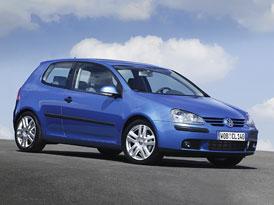 �esk� trh v srpnu 2008: Golf p�ed Cee�dem, Suzuki SX4 �est� v ni��� st�edn�