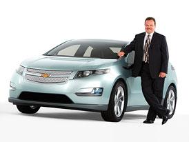 Chevrolet Volt předčasně odhalen. Byla to lidská chyba nebo snad náhoda?