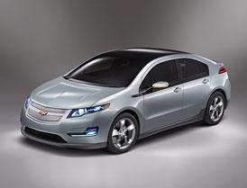 General Motors továrnu na motory pro Chevrolet Volt nepostaví